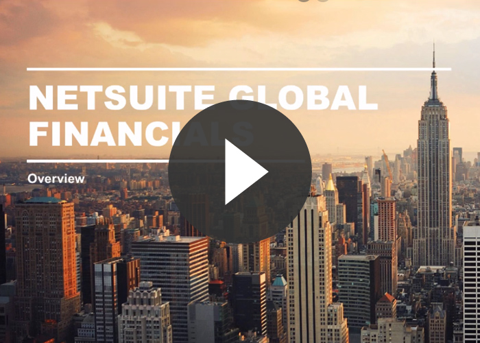 NetSuite for Financials