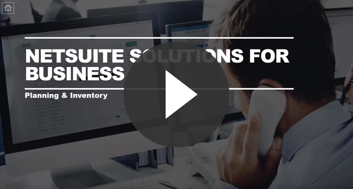 NetSuite for Inventory Management