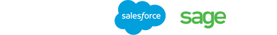 Dynamics 365, Salesforce.com, Sage CRM