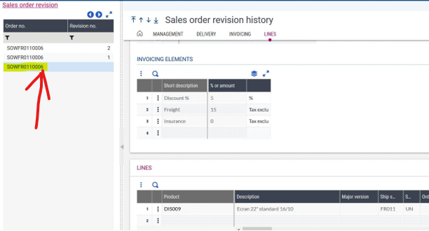 Sales Orders, Quotes, and Purchase Orders Sage X3